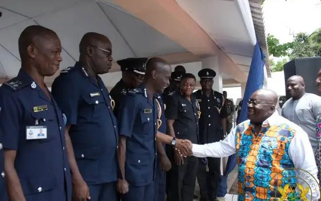 Support Passage And Enforce Vigilante Law – Akufo-Addo To Police