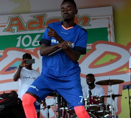 Lilwin, Obaapa Christie Steal Show @ 'Adom Kolor Paaty'
