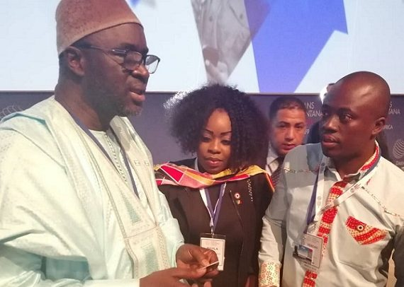 Ghanaian Author Inducted Into Global Leadership Group