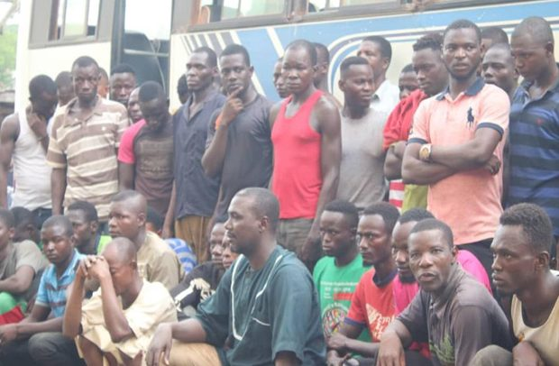 68 Galamseyers Arrested In WR