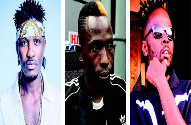 Tinny Jabs D-Black, Kwaw Kese & Patapaa