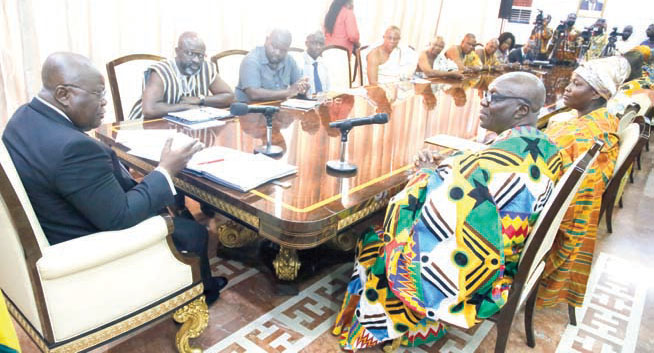 Vakpo Chiefs Push For District Status