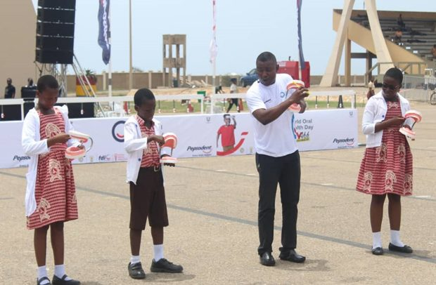 Three Million Ghanaian Children Miss School Due to Oral Pain