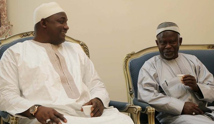 Gambian President Sacks Vice, 2 Ministers