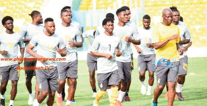 Ghana Needs The Trophy…Dede Admits