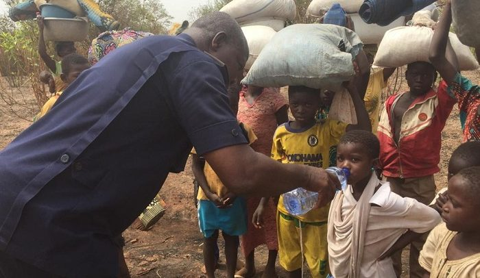 Over 2,000 People Displaced In Chereponi