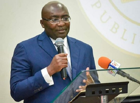 Bawumia Seals Agric Projects Deal
