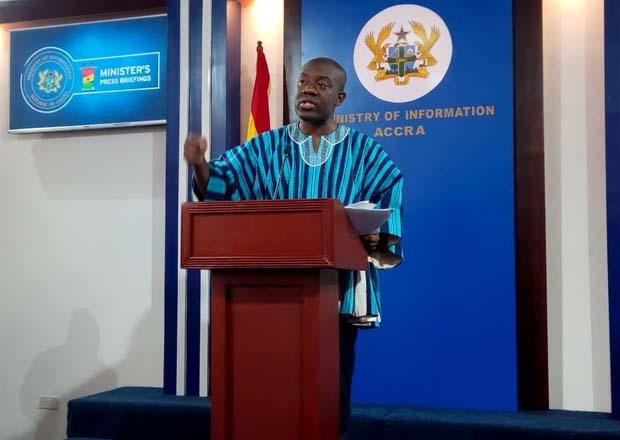Ignore NDC's Downward Speculation Of Cedi – Gov't