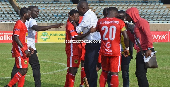We Will Come Back Stronger …Kotoko Coach Promises