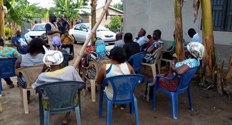 Suhum Residents Schooled On NHIS Renewal