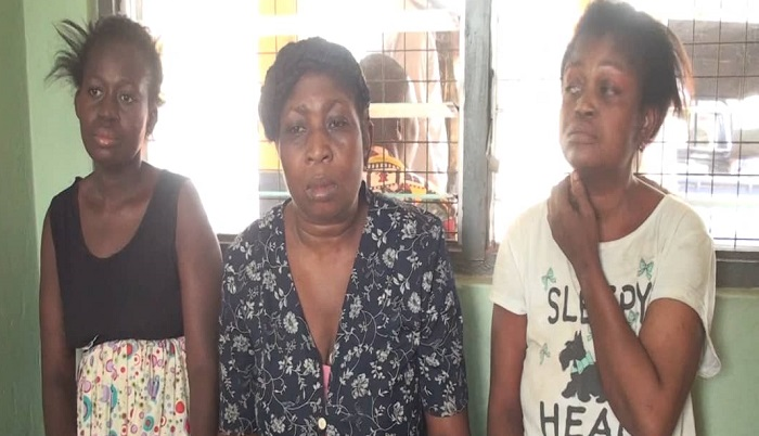 3 Women Grabbed With 197 Parcels OF Wee