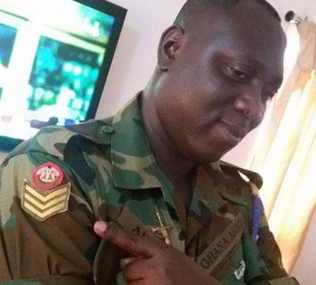 Flood: Dead Soldier's Baby Missing