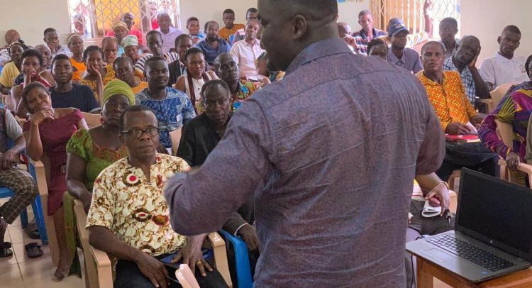 Ministry Of Education Sensitizes Public On Schools Selections
