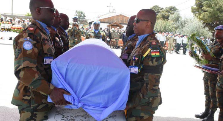 Maj. General Vib-Sanziri's Memorial Service Held In Israel