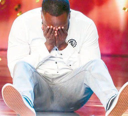 Kojo Anim Shocks Simon Cowell On Britain's Got Talent