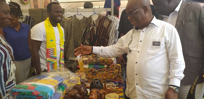 Volta Trade Fair Revived After Five Years of Dormancy