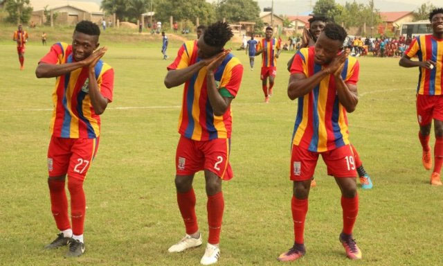 NC Special Cup: Hearts silence Liberty in Dansoman, Kotoko held by Bechem