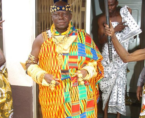 31 Embassies Storm Kumasi For Otumfuo's Investors' Forum