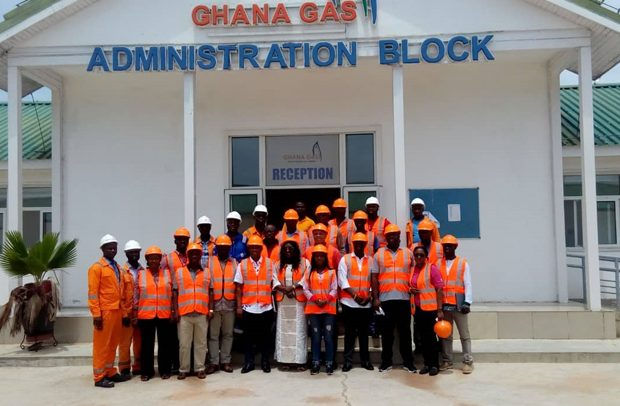 No Fatality At Ghana Gas