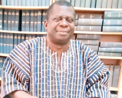 Yaw Baah Leads NPP Research Team