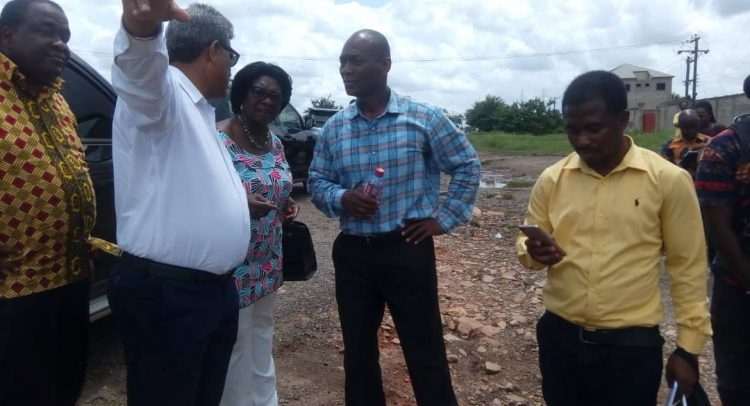 Gov't Acquires New Lands For Tema-Mpakadan Railway Project