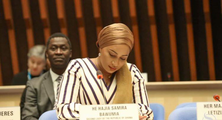 Samira Attends 72nd World Health Assembly in Geneva