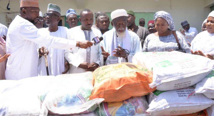 NPP Executives Visit Chief Imam