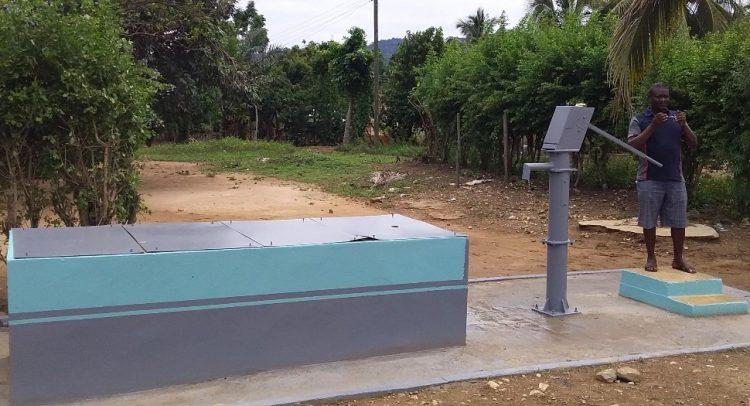 Kyebi Assemblyman Gives Water To Community