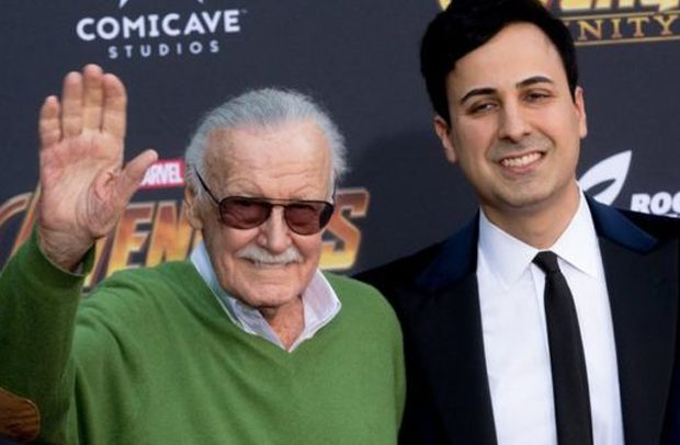 Marvel Boss's Ex-Manager Charged With Elder Abuse