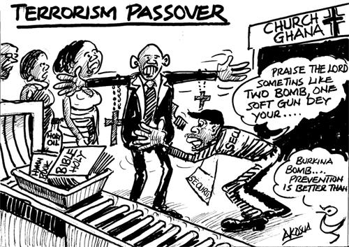 TERRORISM PASSOVER
