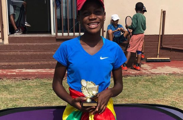 Tracy Shines In South Africa