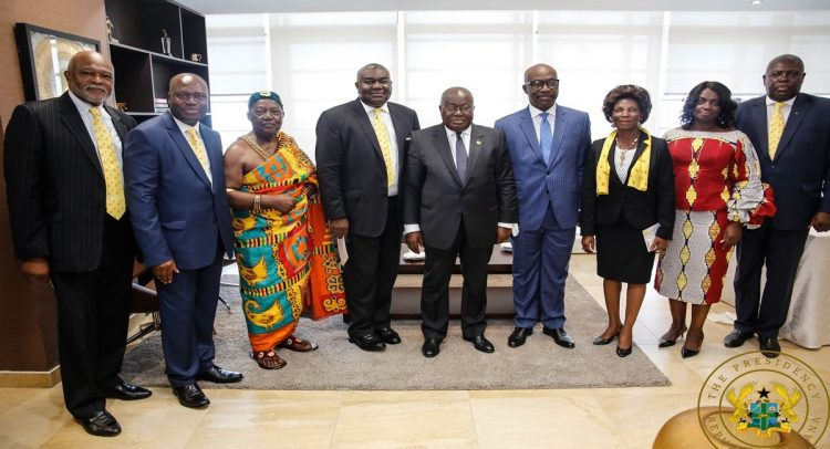Banking Sector Reform Yielding Positive Results – Akufo-Addo