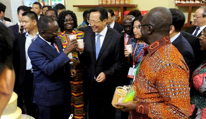 Ghana Excels At Tea & Coffee Expo In China
