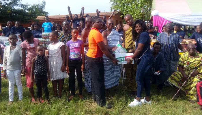 Foundation Supports HIV Kids, Orphans In Volta Region