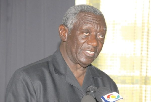 Kufuor To School Youth About Busia