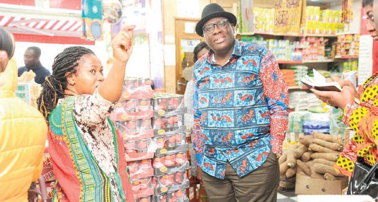 UK Commissioner Assures Ghanaian Businesses