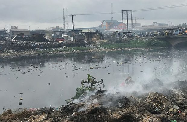 Water Bodies Contaminated With Faecal Matter