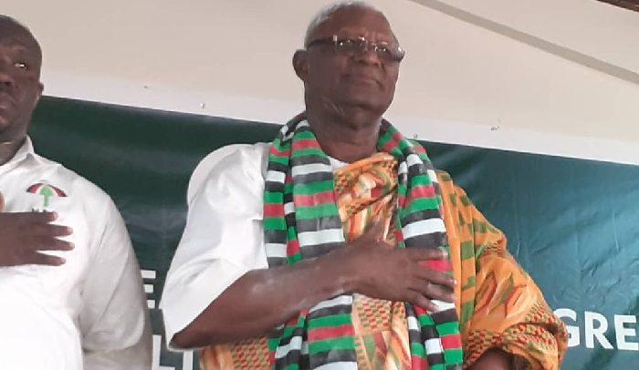 Ametefe Is Volta NDC Chairman