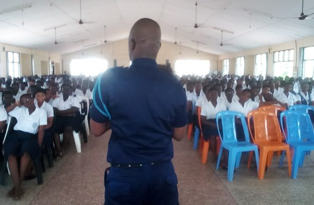 BA Police Sensitise Schools, Churches On Kidnappings