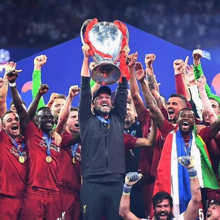 Liverpool Are Champions Of Europe Again