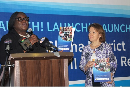 Report Shows Wide Regional Disparities