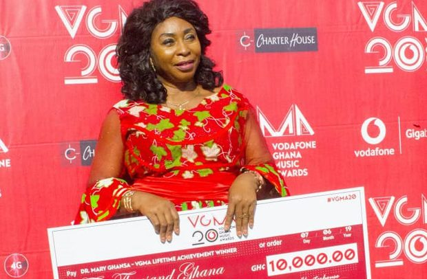 VGMA Winners Receive Their Prizes