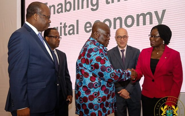Ghana's Digital Economy Supporting Sustained Growth – President Akufo-Addo