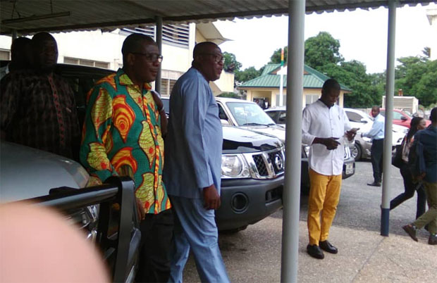Arrest Warrant 'Humbles' Ofosu Ampofo