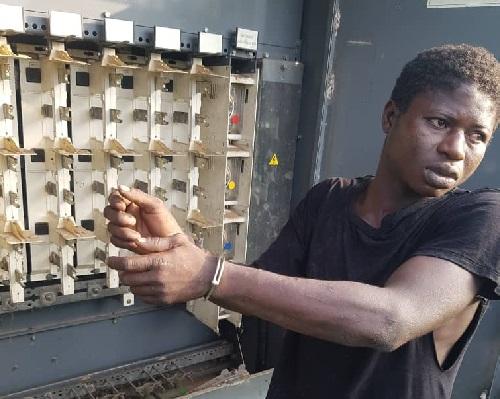 Man Arrested For Allegedly Stealing PDS Fuses