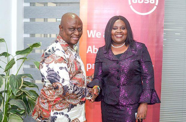 Barclays, ALU Scholars Visit SA Diplomat