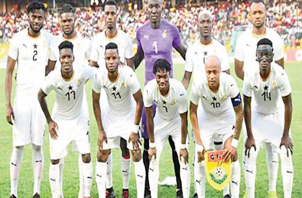 Beat Them Again!…Envoy Tells Black Stars  …As They Battle Zimbabwe Today