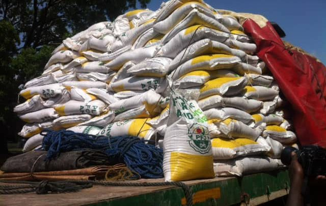 3 Detained Over Missing 4,000 Bags Of Fertilizer
