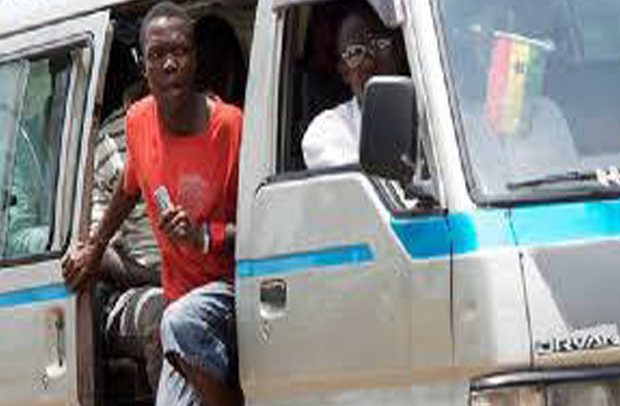 Ashanti Police Crack Whip On Overloading