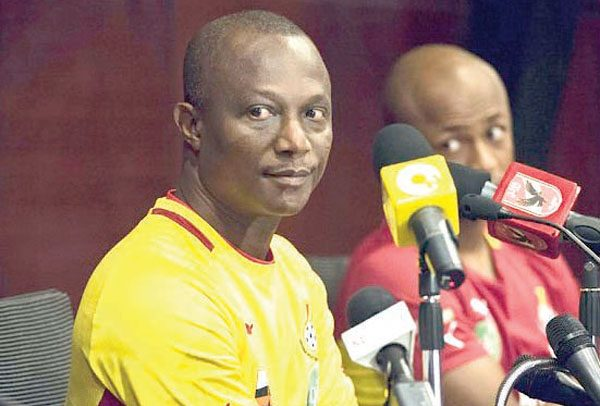 TV Presenter Assaults Kwasi Appiah?